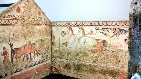Tomba lucana da Paestum