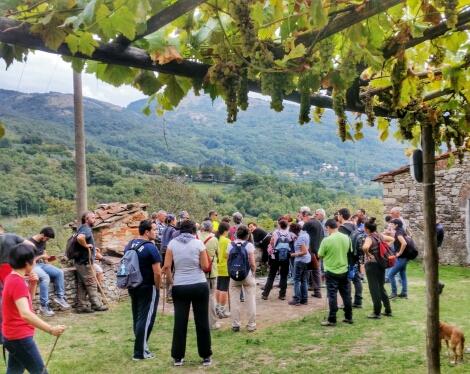 Osserviamo il paesaggio della Calvana con gli occhi dell'archeologo grazie ai Laboratori Archeologici San Gallo