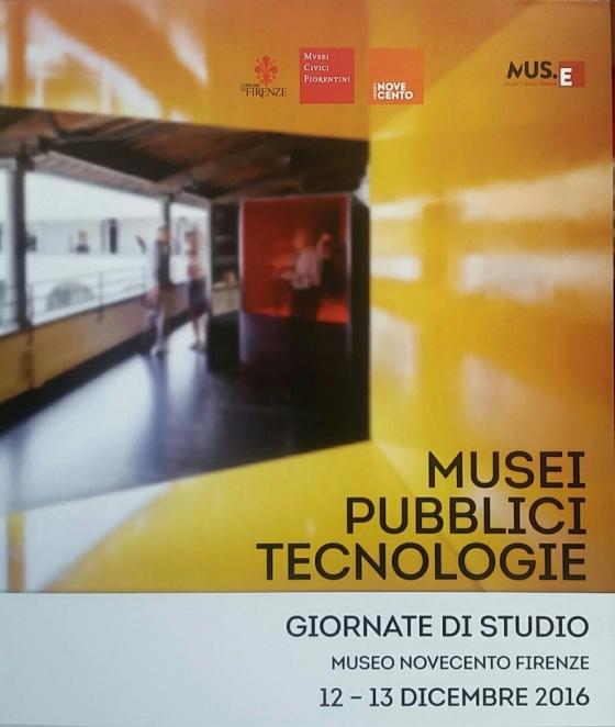 musei pubblici tecnologie