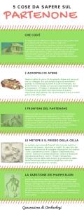 Archeoinfografica: 5 cose da sapere sul Partenone