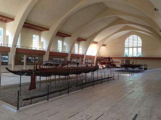 museo delle navi nemi
