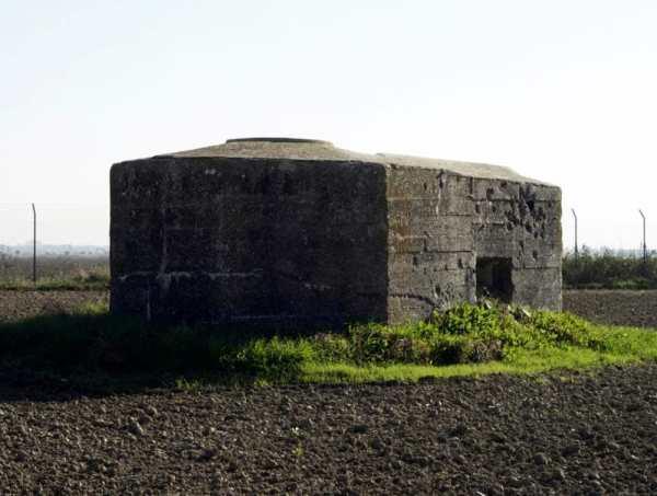 bunker delta del po