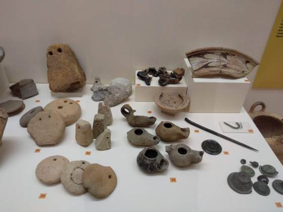 museo archeologico cirò marina