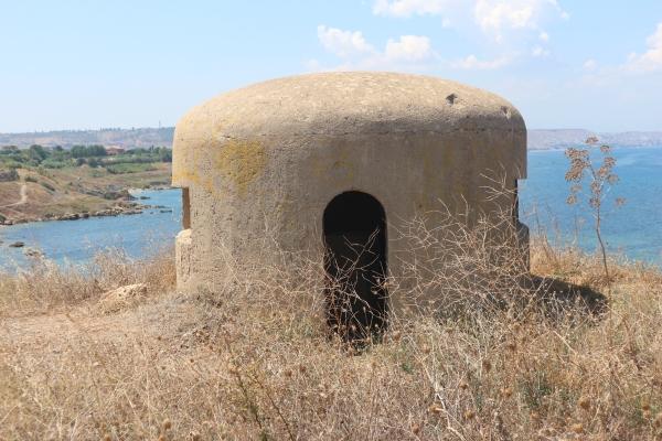 bunker crotone