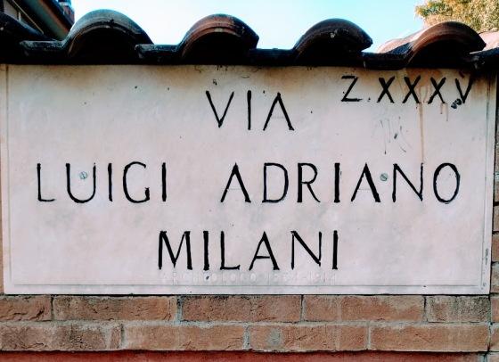 via Milani