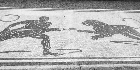 mosaico vicus augustanus