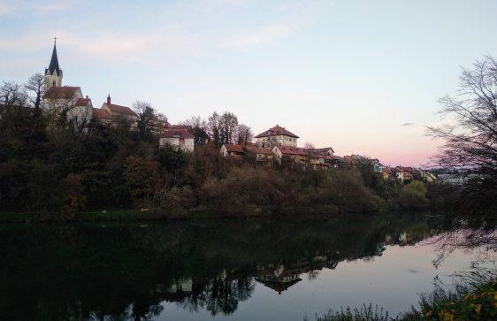 novo mesto panorama