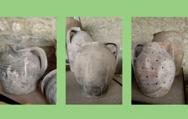 ceramiche medievali san domenico prato