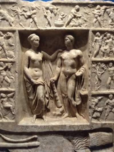 Eracle e Onfale