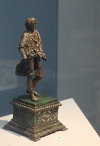 bronzetti ostia antica