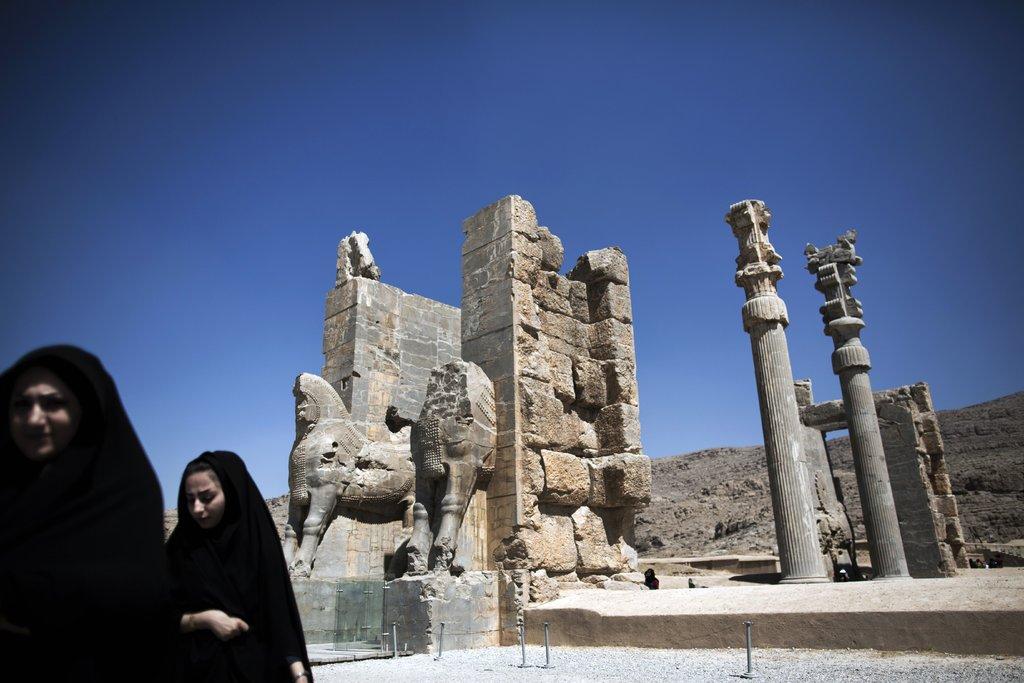 beni culturali iran minacciati da trump