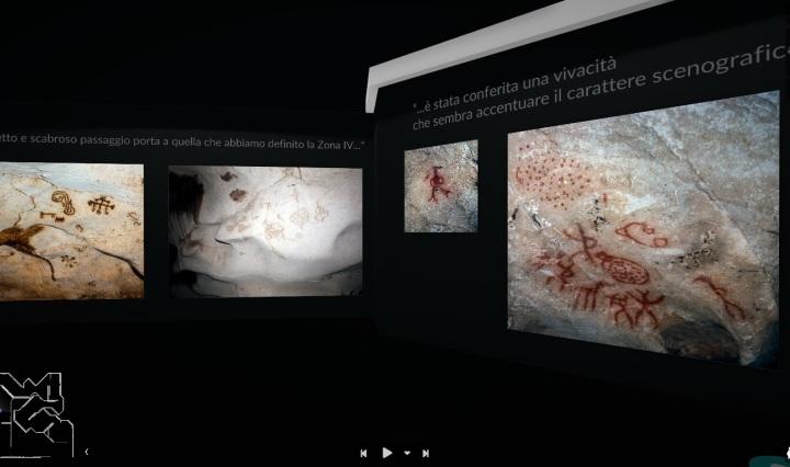 tour virtuale grotta dei cervi IIPP_4